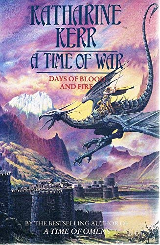 9780246137821: A Time of War - Days of Blood and Fire #1