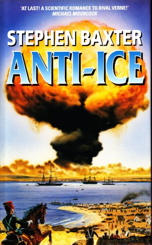 9780246138354: Anti - Ice, SIGNED