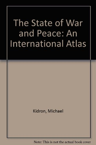 9780246138675: The New State of War and Peace: An International Atlas