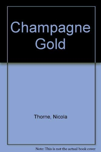 9780246138774: Champagne Gold