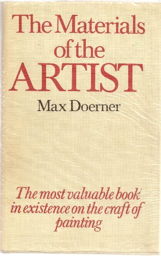 9780246638779: Materials of the Artist