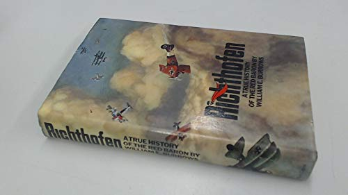 9780246639967: Richthofen: a true history of the Red Baron