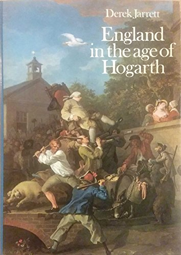 9780246640642: England in the Age of Hogarth
