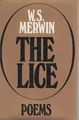 Lice: Merwin, W. S.