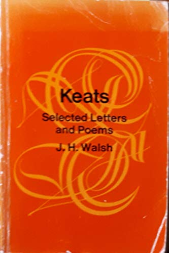 Selected Letters and Poems (Queen's Classics) (9780247127999) by John Keats