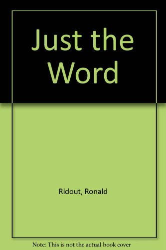 9780247128583: Just the Word