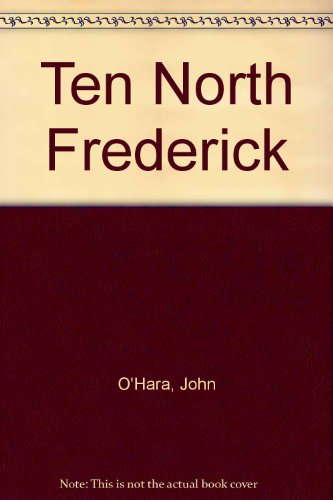 9780248650687: Ten North Frederick