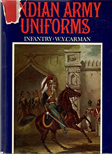 9780249439564: Indian Army Uniforms: Infantry v. 2