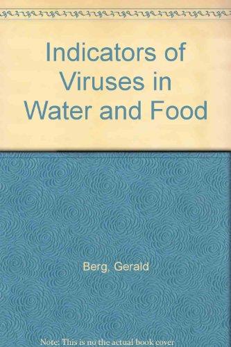 9780250400553: Indicators of viruses in water and food