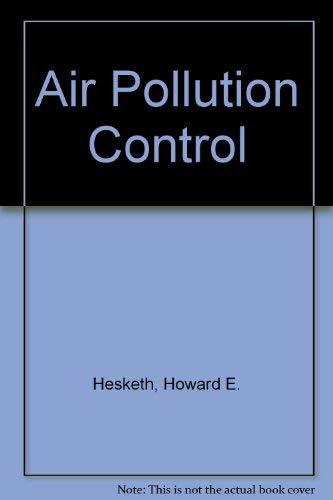 9780250402885: Air Pollution Control