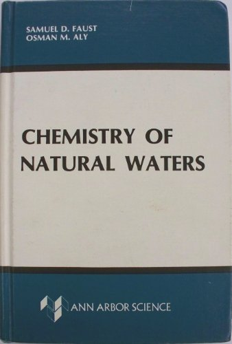 Chemistry of Natural Waters: Faust, Samuel D.,