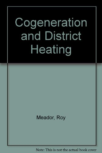 9780250404209: Cogeneration and District Heating