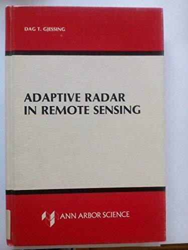 9780250404872: Adaptive Radar in Remote Sensing