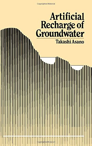9780250405497: Artificial Recharge of Groundwater
