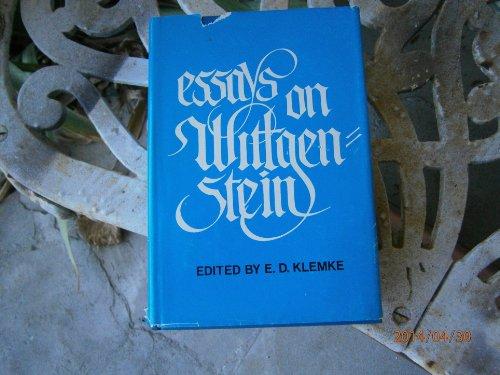 Essays on Wittgenstein: Klemke, E.D., editor