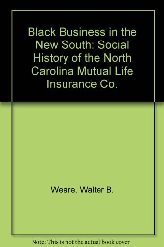 9780252002854: Black Business In The New South
