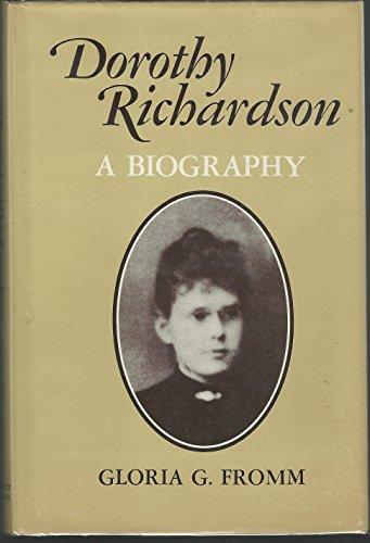 9780252006319: Dorothy Richardson: A Biography