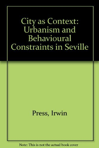 CITY AS CONTEXT: Irwin Press
