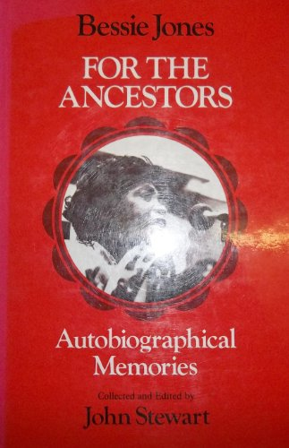 9780252009594: For the Ancestors: Autobiographical Memories