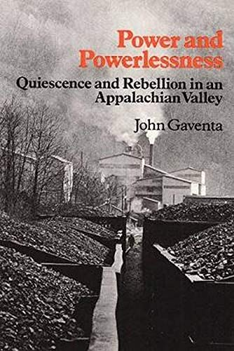 Power and Powerlessness: Quiescence & Rebellion in: Gaventa, John