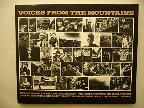 VOICES FROM THE MOUNTAINS: Carawan, Guy and Candie Carawan