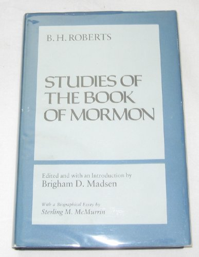 9780252010439: STUDIES OF THE BOOK OF MORMON