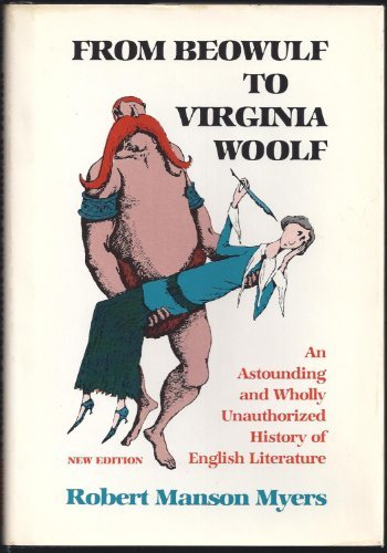 9780252011269: From Beowulf to Virginia Woolf