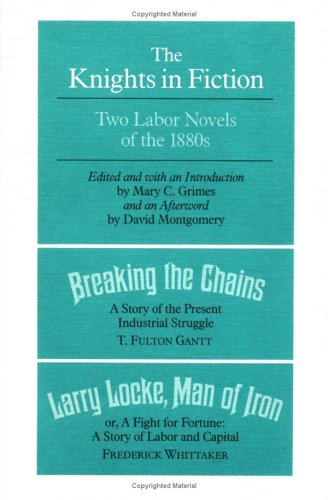 9780252012822: KNIGHTS IN FICTION: Two Labor Novels of the 1880s