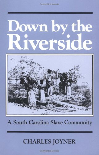 DOWN BY THE RIVERSIDE: A SOUTH CAROLINA SLAVE COMMUNITY (BLACKS IN THE NEW WORLD)
