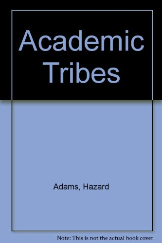 9780252014413: The Academic Tribes