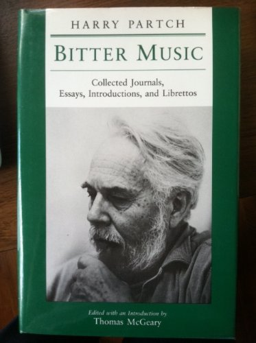 9780252016608: Bitter Music: Collected Journals, Essays, Introductions, and Librettos (Music in American Life)
