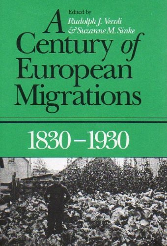 9780252017964: A Century of European Migrations: 1830-1930