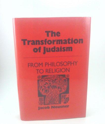 9780252018053: TRANSFORMATION OF JUDAISM