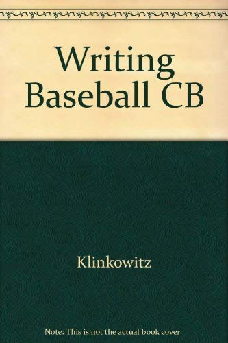 Writing Baseball: Klinkowitz, Jerry
