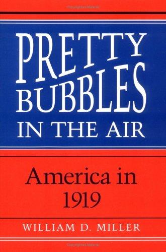 Pretty Bubbles in the Air: America in 1919: William D. Miller