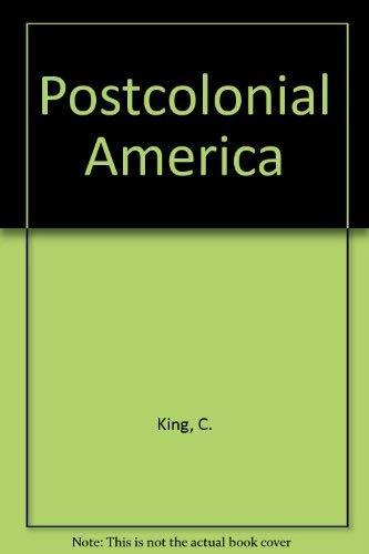 9780252025310: Postcolonial America