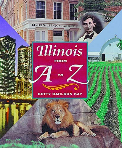 9780252025402: Illinois from A to Z