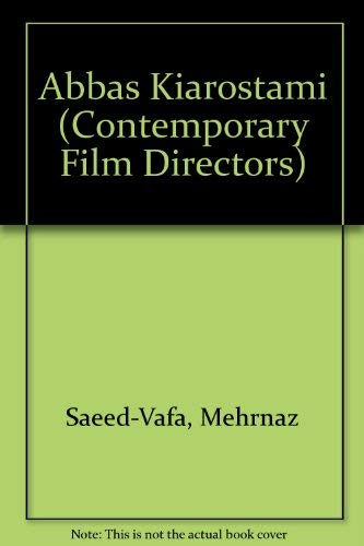 9780252028144: Abbas Kiarostami (Contemporary Film Directors)