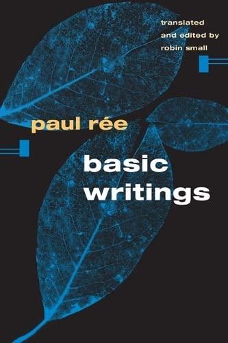 Basic Writings -: Ree/Small