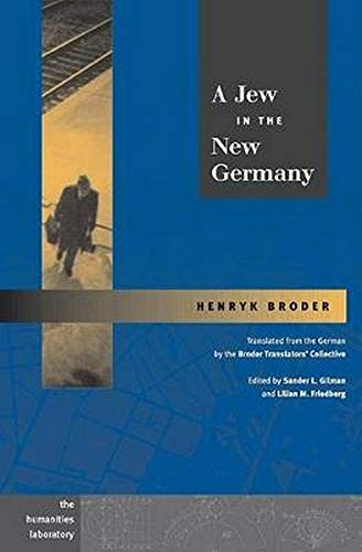 9780252028564: A Jew in the New Germany (Humanities Labortory)