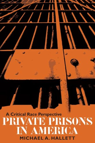 9780252030697: Private Prisons in America: A Critical Race Perspective (Critical Perspectives in Criminology)