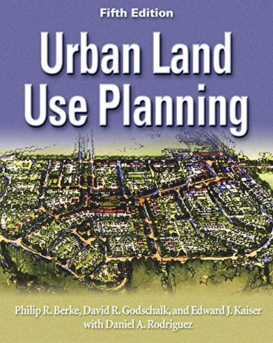 9780252030796: Urban Land Use Planning, Fifth Edition