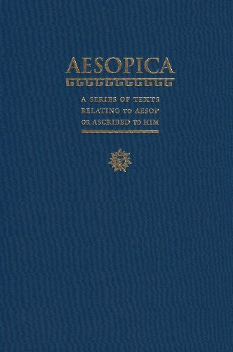 Aesopica: A Series of Texts Relating to Aesop or Ascribed to Him (Hardback)