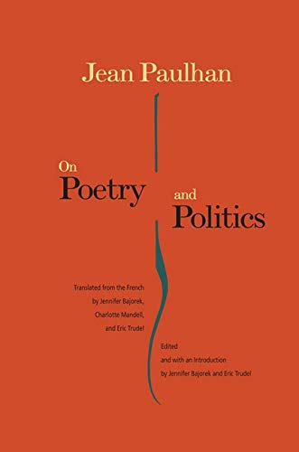 9780252032806: On Poetry and Politics