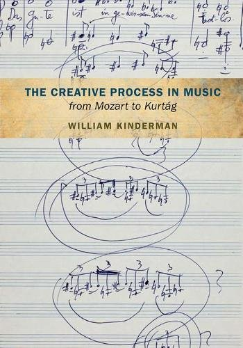 9780252037160: The Creative Process in Music from Mozart to Kurtag