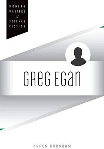9780252038419: Greg Egan (Modern Masters of Science Fiction)