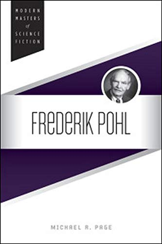 9780252039652: Frederik Pohl (Modern Masters of Science Fiction)