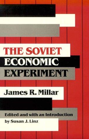 9780252060885: SOVIET ECONOMIC EXPERIMNT