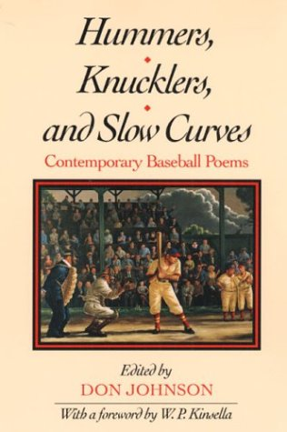 9780252061837: Hummers, Knucklers, and Slow Curves: CONTEMPORARY BASEBALL POEMS