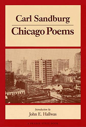 9780252062346: Chicago Poems (Prairie State Books)